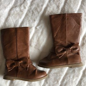 Toddler girls baby gap boots size 6
